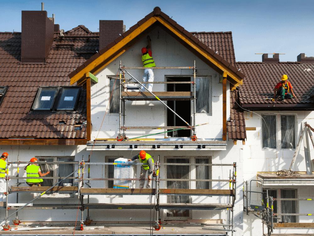 Cap sur les différentes étapes d'un ravalement de façade